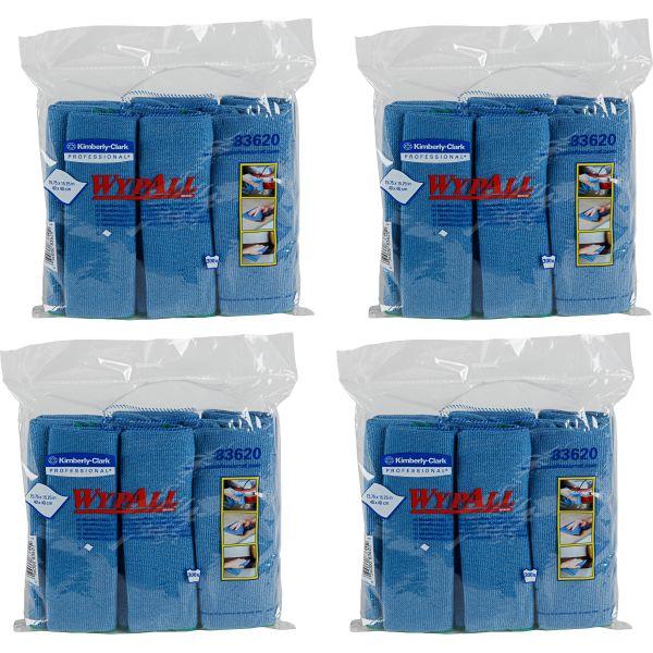 WypAll Microfiber Towels w/Microban