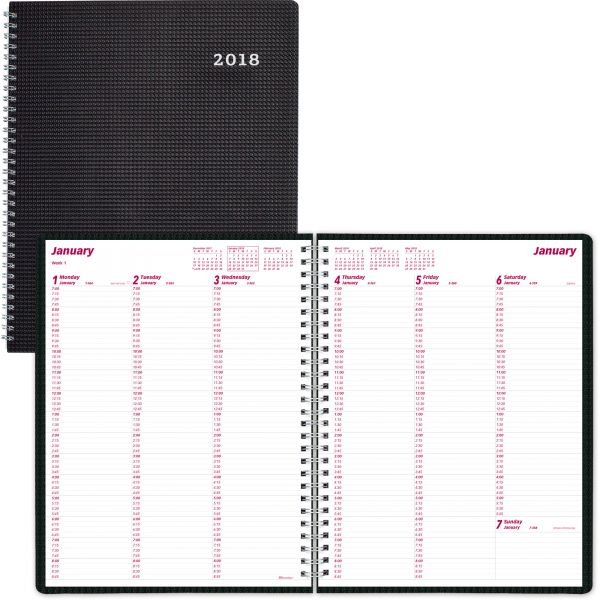 Brownline DuraFlex Nonrefillable Weekly Planner