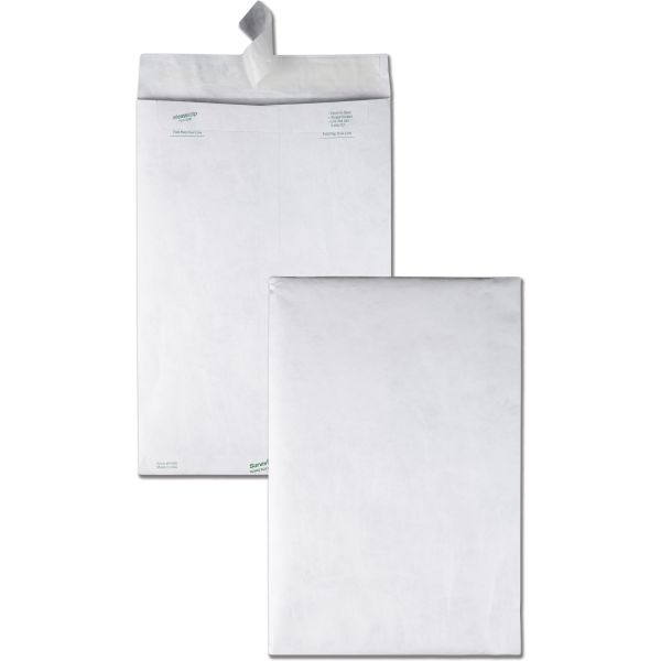 "Quality Park 10"" x 15"" Tyvek Envelopes"