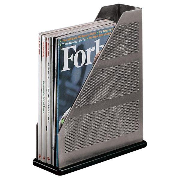 Rolodex Distinctions Mesh Magazine File