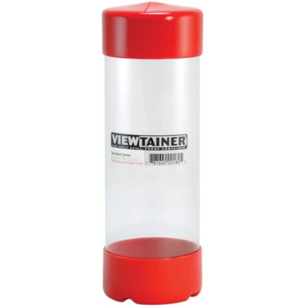 """Viewtainer Slit Top Storage Container 2.75""""X8"""""""