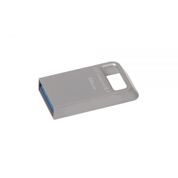 Kingston 16GB DataTraveler Micro 3.1 USB 3.1 Flash Drive