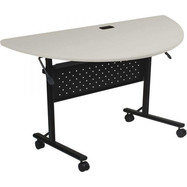 Lorell Flipper Training Table