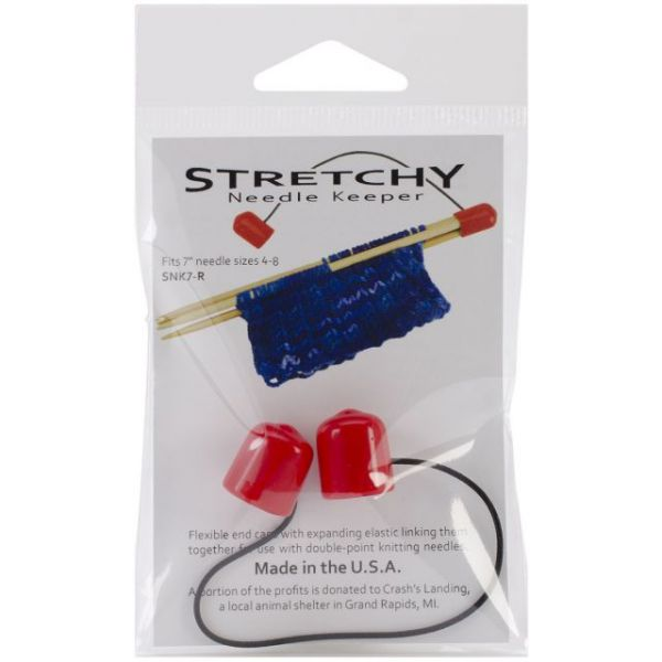 "Stretchy Needle Keeper For 7"" Double Point Needles"