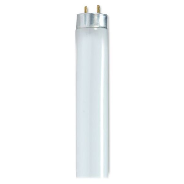 "Satco 28-watt 48"" T8 Fluorescent Tube"