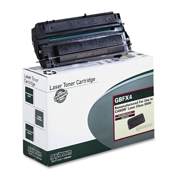Guy Brown Products GBFX4 Remanufactured Canon Toner Cartridge
