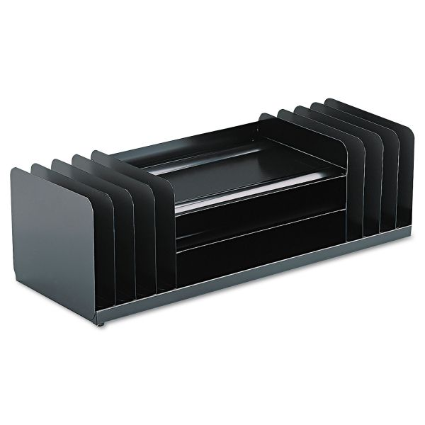 MMF Steelmaster Jumbo Combination Desktop File Organizer