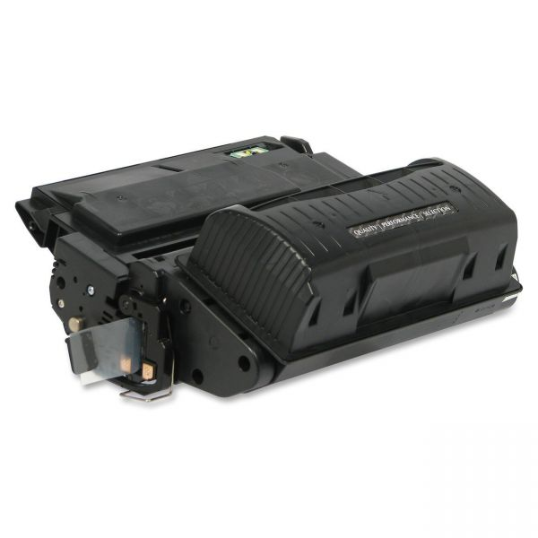 SKILCRAFT Remanufactured HP 42X Black Toner Cartridge