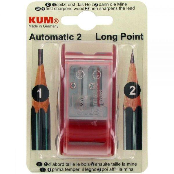Kum (R) Automatic Long-Point Pencil Shapener