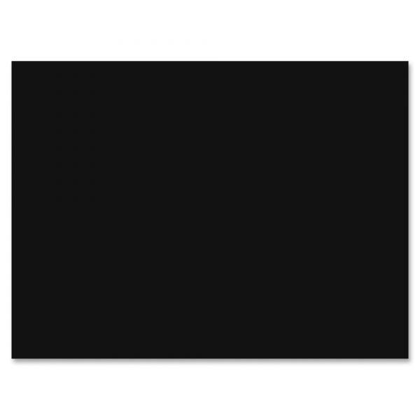 Pacon Black Construction Paper