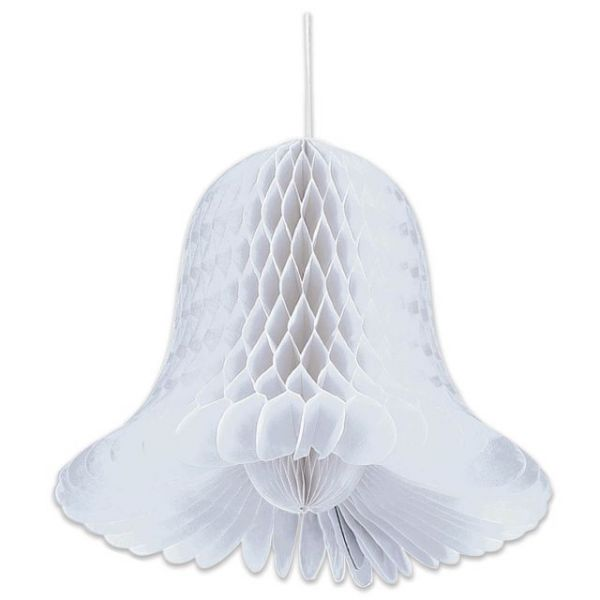 "Honeycomb Bells 11"" 2/Pkg"