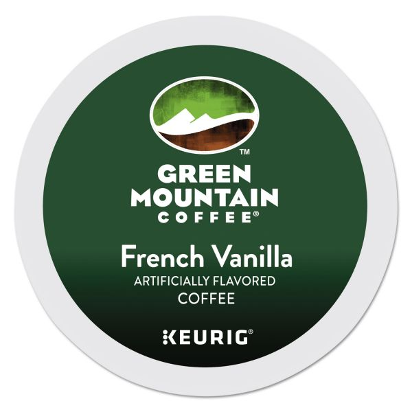 Green Mountain Coffee French Vanilla Coffee K-Cups