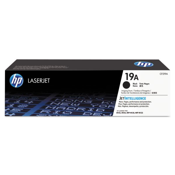 HP HP 19A (CF219A) Black Original Drum