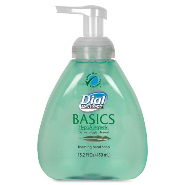 Dial Basics Foaming Hand Soap w/ Aloe