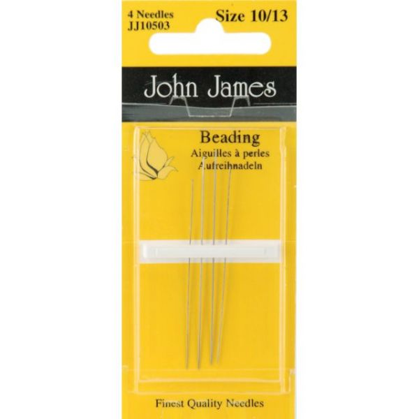 John James Beading Hand Needles