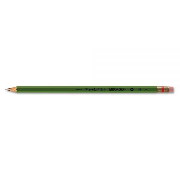 Paper Mate Mirado #2 Wood Pencils