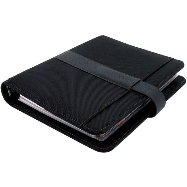 Filofax Fusion Microfibre and Leather A5 Personal Organizer