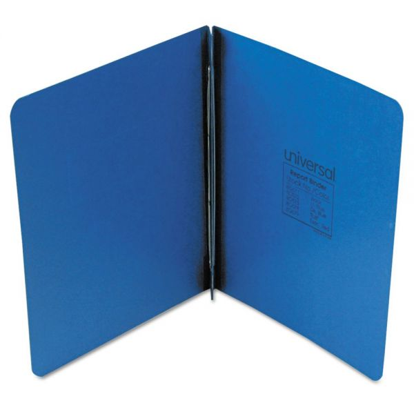 Universal Dark Blue Pressboard Report Cover