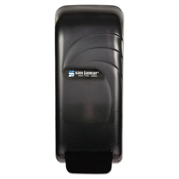 San Jamar Manual Soap & Hand Sanitizer Dispenser