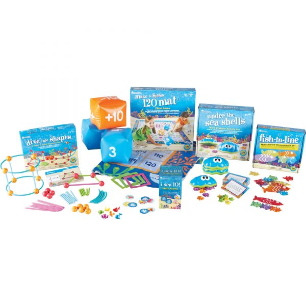 Learning Resources Comm. Core Under Sea 1st Grd Bundle
