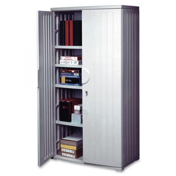 Iceberg Officeworks 5-Shelf Storage Cabinet