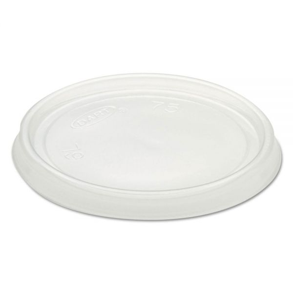 Dart Non-Vented Takeout Container Lids