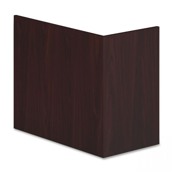 """HON Voi Laminate End Panel Support for Worksurface 