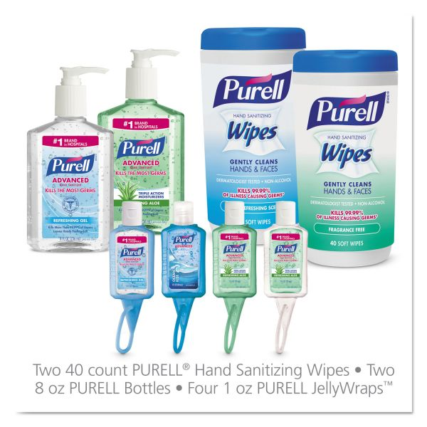 PURELL On the Go Hand Sanitizer Kit