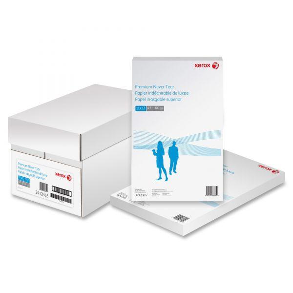 Xerox Premium Never Tear Polyester Paper