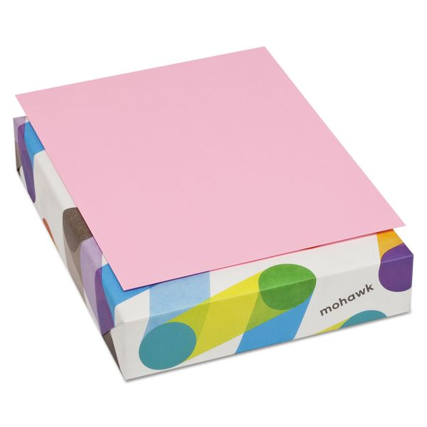 Mohawk Brite-Hue Colored Paper - Ultra Pink