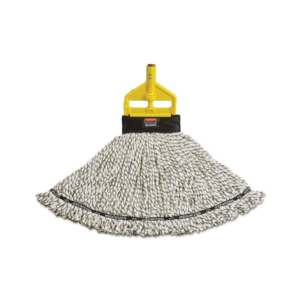 Rubbermaid Commercial Maximizer Blended Mop Heads