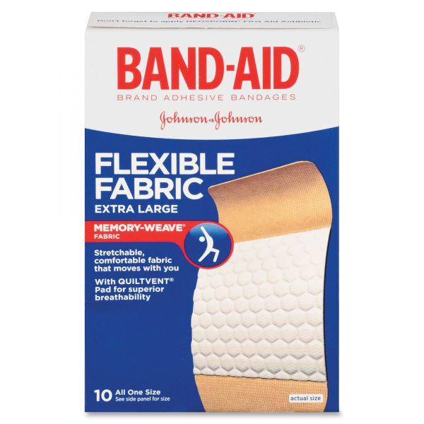 Band-Aid Flexible Extra Large Bandages