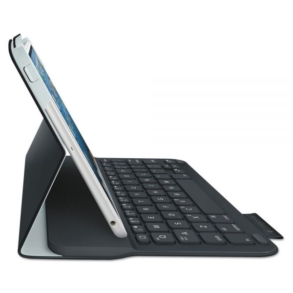 Logitech Ultrathin Keyboard Folio for iPad mini, Black