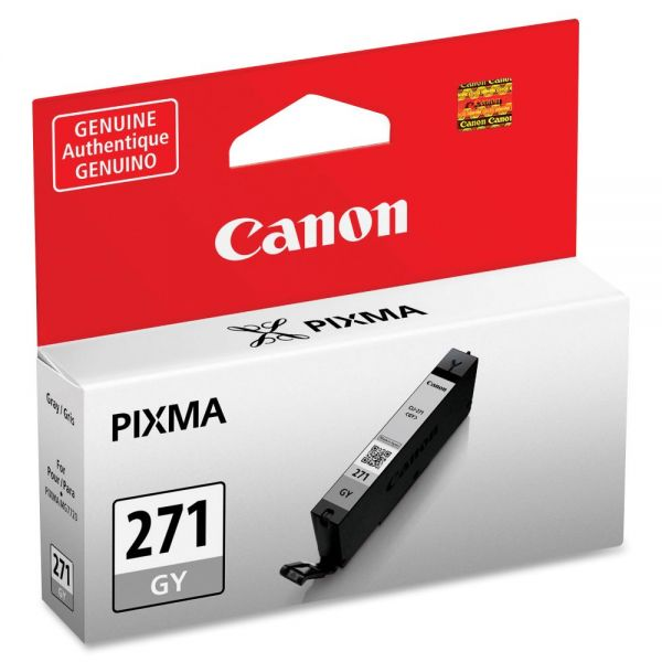 Canon CLI-271 Gray Ink Cartridge