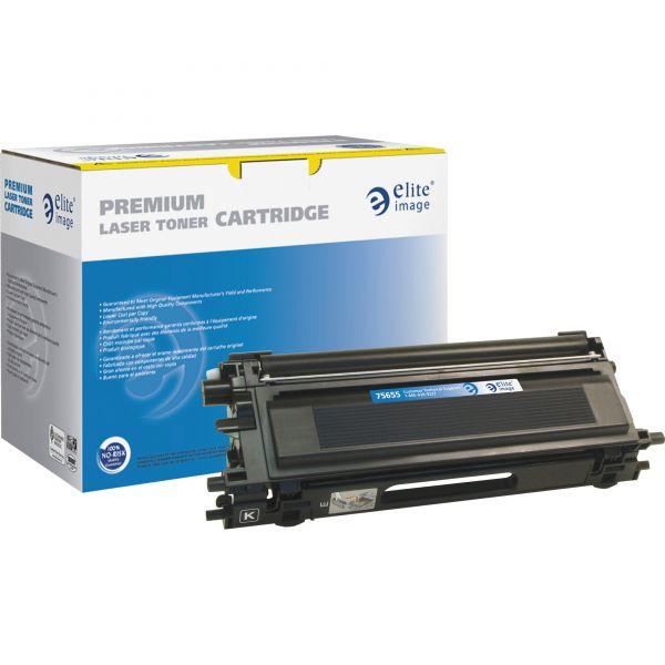 Elite Image Remanufactured Brother TN110BK Toner Cartridge