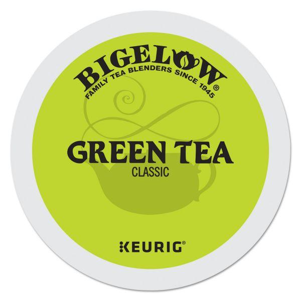 Bigelow Green Tea K-Cup Pack, 24/Box