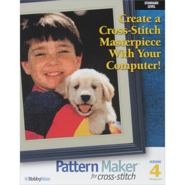 Pattern Maker Cross Stitch Software 4.0