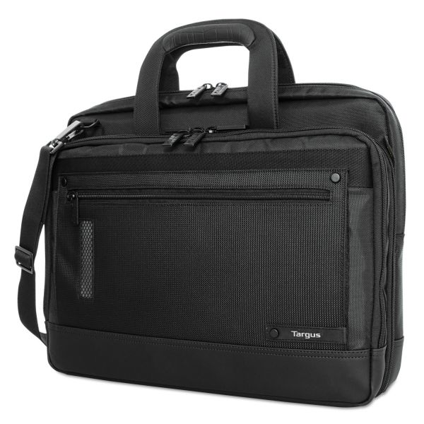 "Targus Revolution Topload TSA Case, 16"", 5 1/4 x 16 x 23 1/4, Black"