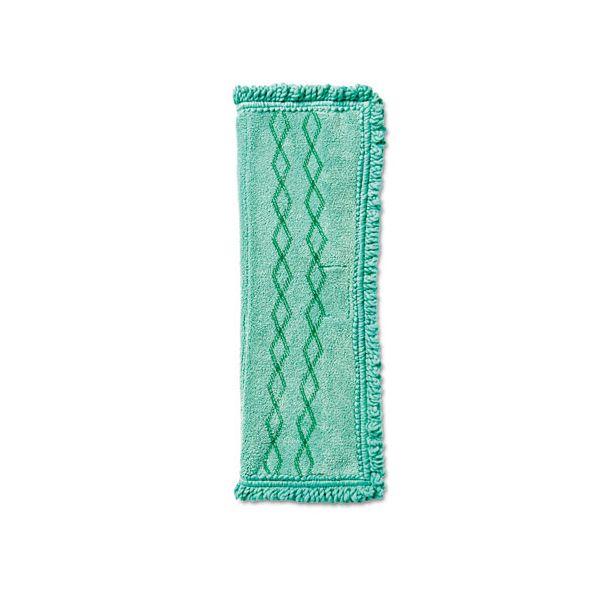 Rubbermaid Commercial HYGEN HYGEN Microfiber Dust Mop, Green