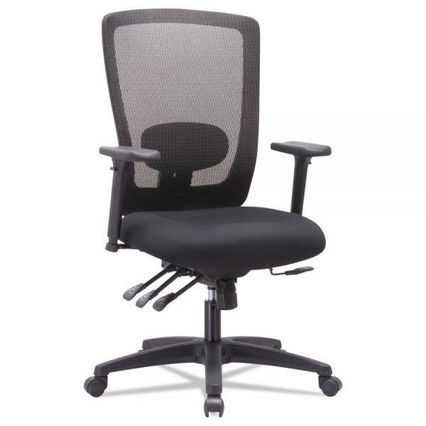 Alera Envy Series Mesh Mid-Back Multifunction Office Chair
