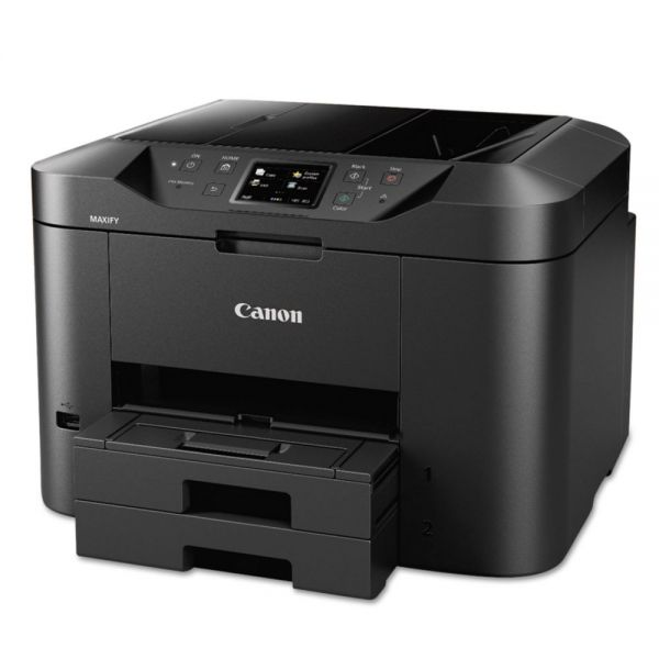 Canon MAXIFY MB2720 Wireless Home Office All-In-One Printer, Black