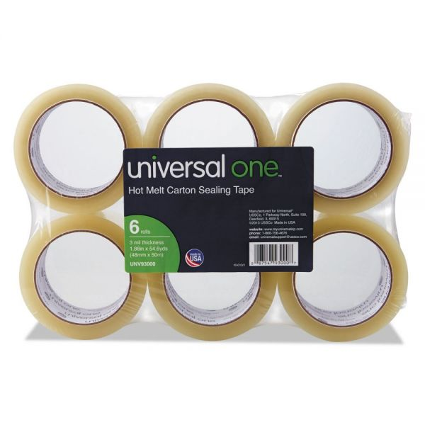 "Universal Heavy Duty 2"" Packing Tape"