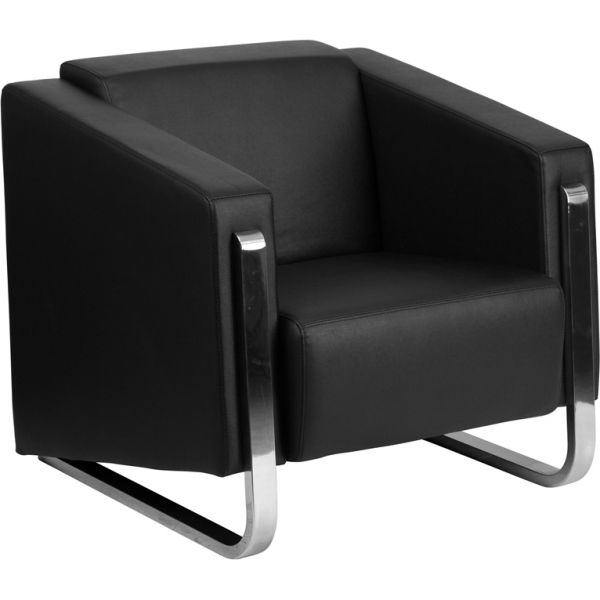 Flash Furniture HERCULES Gallant Series Contemporary Leather Chair