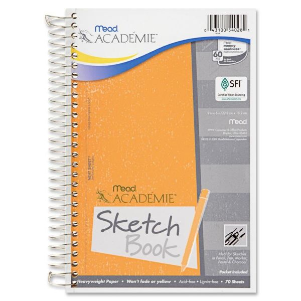 Mead Academie Sketch Book