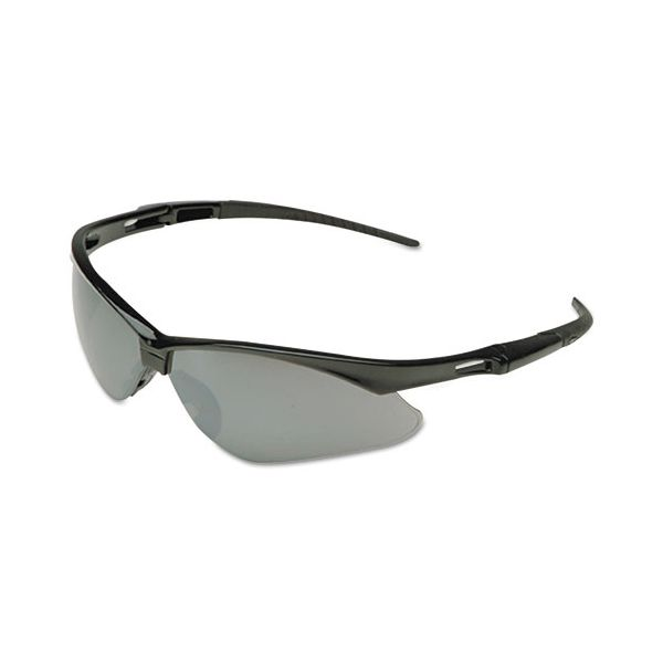 Jackson Safety* Nemesis Safety Glasses, Camo Frame, Bronze Lens