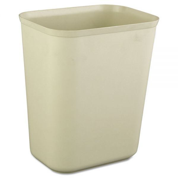 Rubbermaid Fire-Resistant 1.75 Gallon Trash Can
