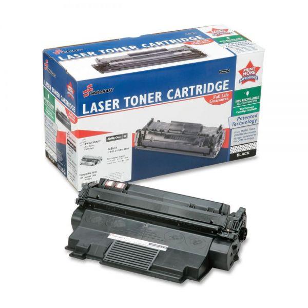 Skilcraft Remanufactured HP Toner Cartridge
