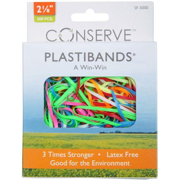 Baumgartens Latex-Free Colored PlastiBands