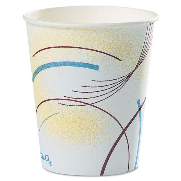 SOLO Cup Company 5 oz Paper Water Cups