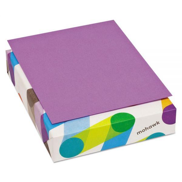 Mohawk BriteHue Colored Paper - Violet